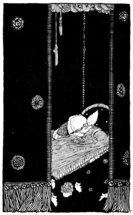 370px Page 47 illustration from Fairy tales of Charles Perrault Clarke 1922