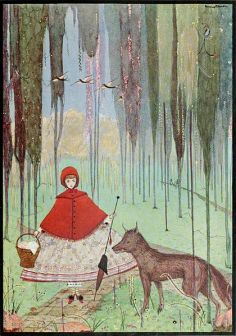 420px Page 24 illustration from Fairy tales of Charles Perrault Clarke 1922